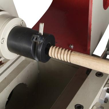 Wood Thread Cutting, Wood Screw Making Machine - Ching Feng